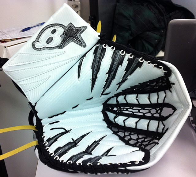 Brians Zero G catch glove