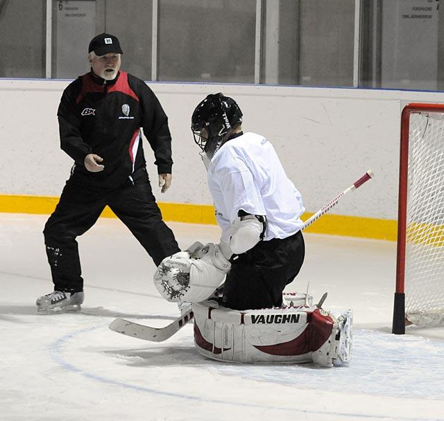 Valmennuksessa on mukana useita GoaliePron Pohjois-Amerikkalaisia valmentajia jotka kokoontuvat aina kesäkuussa Espoosee päivittämään tietojaan